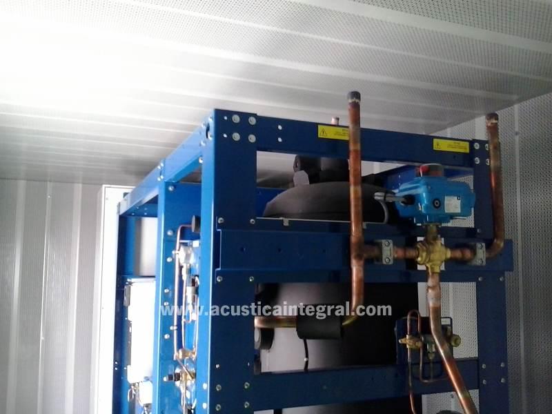 air compressor noise control