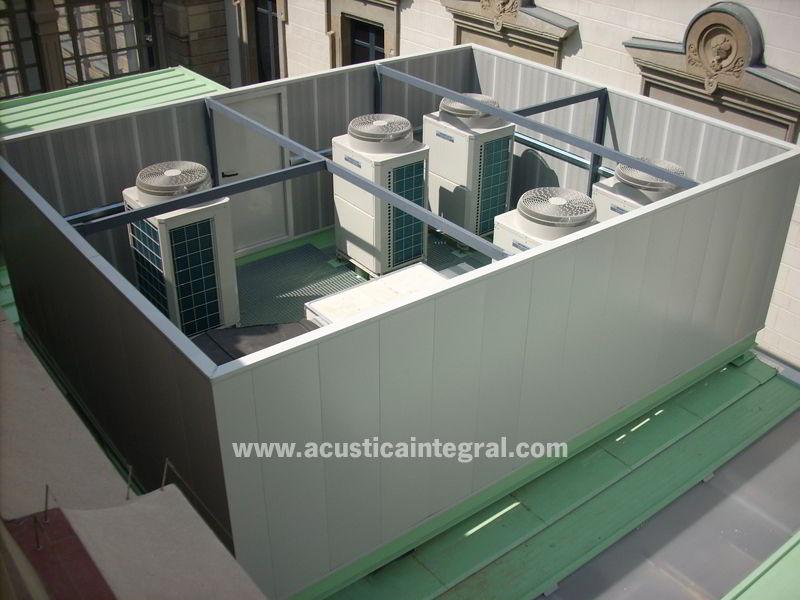 Acoustic barrier, barrera acústica, Barrières acoustiques